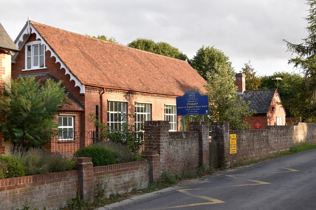 photo of the village school