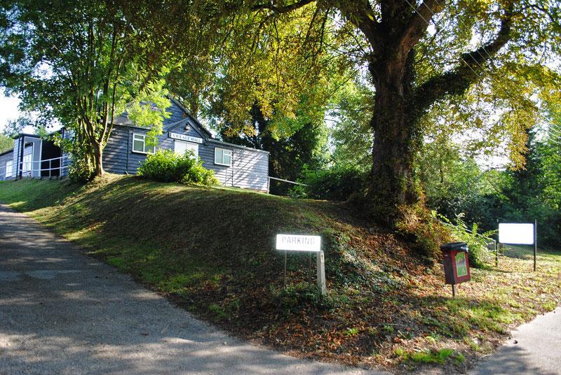 photo of the village hall